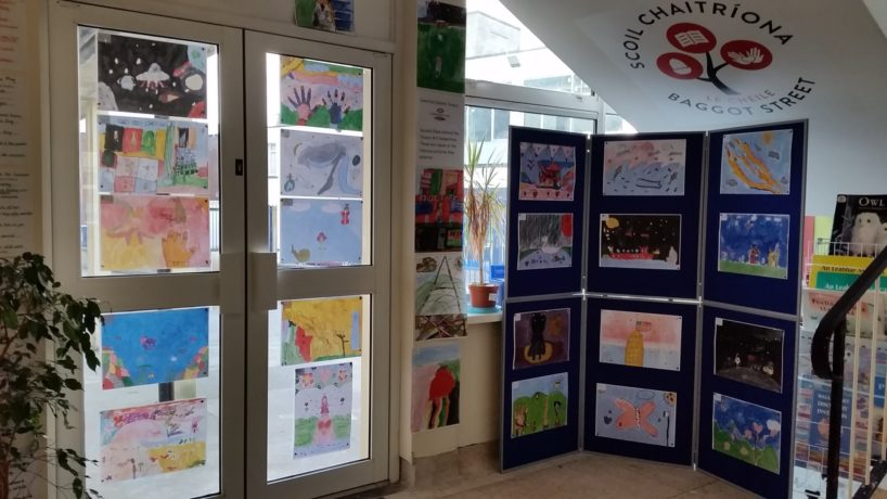 63rd Texaco Art Competition Entries